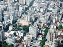 Cityscape Botafogo in Rio de Janeiro Stock Image