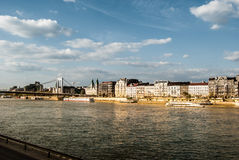 Cityscape of Budapest Royalty Free Stock Image