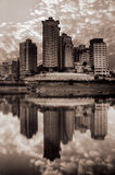 Cityscape of building Stock Photography