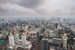 Cityscape building of Bangkok Stock Photos