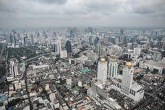 Cityscape building of Bangkok Royalty Free Stock Photos