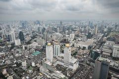 Cityscape building of Bangkok Royalty Free Stock Photography
