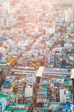 Cityscape of Busan Royalty Free Stock Photo