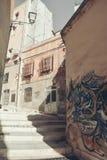 Cityscape of Cagliari Royalty Free Stock Photos