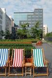 Cityscape Centrum Eindhoven-Nederland royalty-vrije stock afbeeldingen
