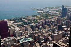 Cityscape of Chicago Stock Photo