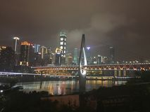 Cityscape of Chongqing ,china Stock Images