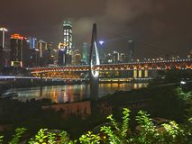 cityscape of Chongqing ,china Royalty Free Stock Photography
