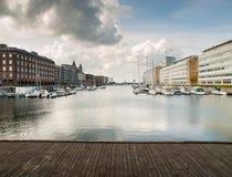 Cityscape of Copenhagen Stock Image