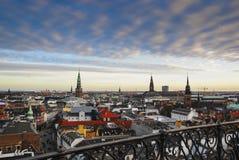 Cityscape of Copenhagen. Royalty Free Stock Photography
