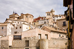 Cityscape, Cuenca Stock Photos