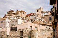Cityscape, Cuenca stock photos