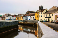 Cityscape during the day in Waterford, Ireland Stock Photos