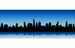 Cityscape (Daytime) Royalty Free Stock Photography