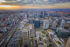 Cityscape de Bouw Royalty-vrije Stock Fotografie