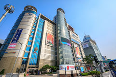Cityscape of Dongdaemun on Jun 18, 2017. It is a commercial and Royalty Free Stock Image