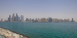 Cityscape of Dubai Stock Photo