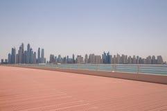Cityscape of Dubai Royalty Free Stock Photos