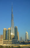 Cityscape of the Dubai Stock Photo