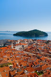 Cityscape of Dubrovnik Stock Photos