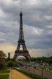 Cityscape with Eiffel Tower, Paris, France Royalty Free Stock Photos