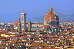 Cityscape Florence Royalty Free Stock Image