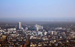 Cityscape Frankfurt Germany Stock Images
