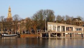 Cityscape. Groningen Stock Photography