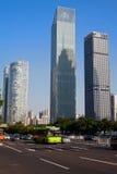 Cityscape of Guangzhou Stock Image