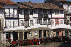 Cityscape Guimaraes Portugal Royalty-vrije Stock Foto