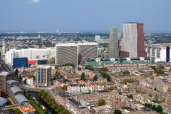 Cityscape of The Hague Stock Images