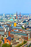 Cityscape of Hamburg from Stock Photos