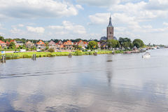Cityscape Hasselt Holland Stock Image
