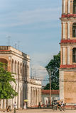 Cityscape of historical town Remedios Stock Photos
