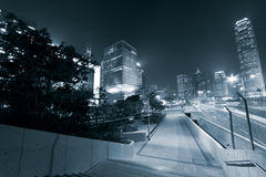 Cityscape of Hong Kong Royalty Free Stock Photography