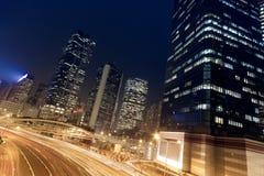 Cityscape of Hong Kong Stock Image
