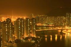 Cityscape of HongKong Stock Images