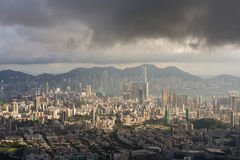 Cityscape of hongkong Royalty Free Stock Images