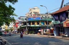 Cityscape of Hue city Royalty Free Stock Photography