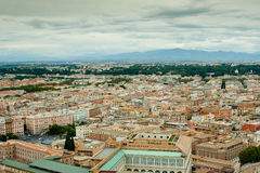 Cityscape i rome Royaltyfri Fotografi