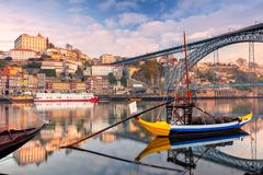 Porto, Portugal. royalty free stock image