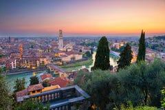 Verona, Italy. stock image