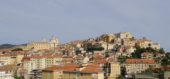 Cityscape, imperia Royalty Free Stock Images