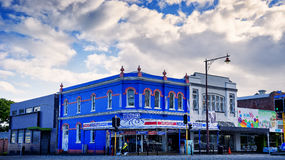 Cityscape Invercargill Royalty Free Stock Images
