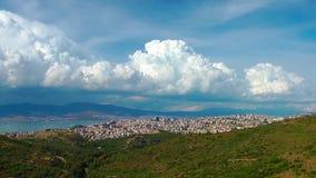 Cityscape Izmir turkey. The Cityscape Izmir turkey video stock footage