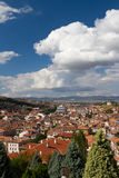 Cityscape of Kastamonu Stock Photos