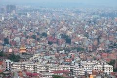 Cityscape of of Kathmandu Royalty Free Stock Image