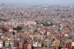 Cityscape of of Kathmandu Stock Images