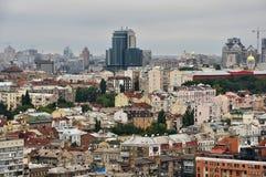 Cityscape of Kiev Stock Photography