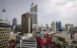 Cityscape of Kuala Lumpur, Malaysia Stock Image